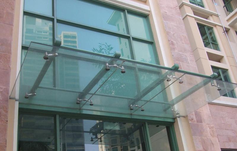 Canopy 3 Yekalon Curtain Wall System
